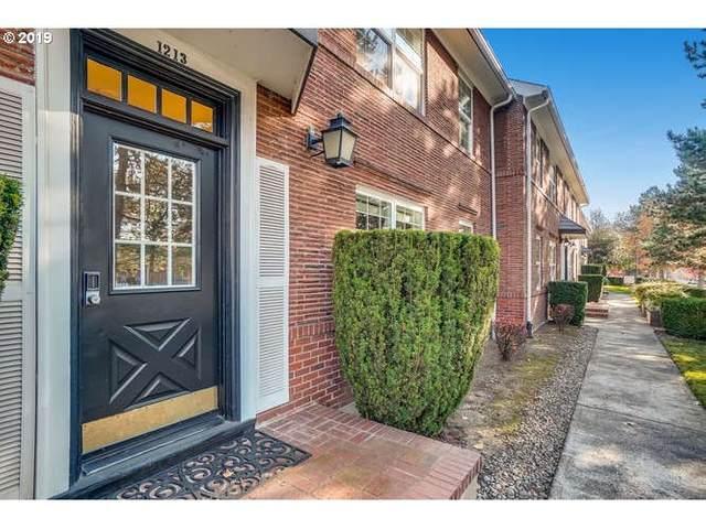 1213 C St C, Vancouver, WA 98660 (MLS #20045625) :: Cano Real Estate
