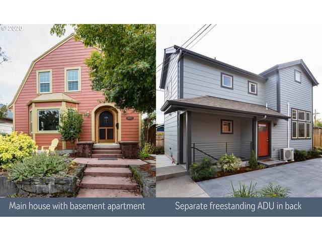 4842 NE 25TH Ave, Portland, OR 97211 (MLS #20047100) :: Gustavo Group