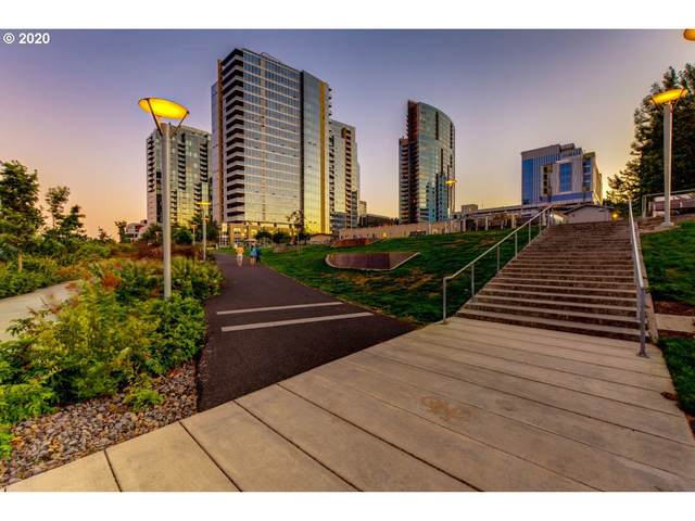 3570 SW River Pkwy #1709, Portland, OR 97239 (MLS #20059746) :: Holdhusen Real Estate Group