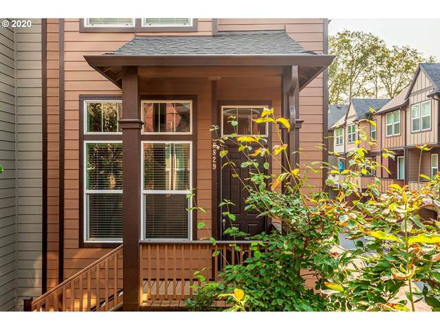8829 SE 13TH Ave, Portland, OR 97202 (MLS #20064525) :: Gustavo Group