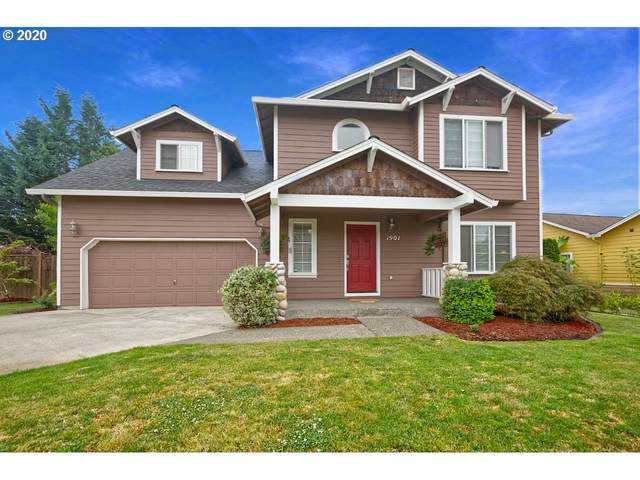 1901 NE 155TH Cir, Vancouver, WA 98686 (MLS #20076010) :: The Galand Haas Real Estate Team