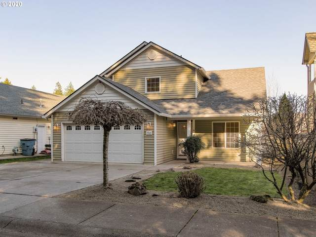 7905 NE 158TH Pl, Vancouver, WA 98682 (MLS #20105627) :: Next Home Realty Connection