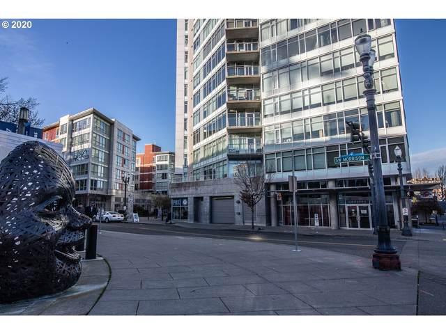 1926 W Burnside St #516, Portland, OR 97209 (MLS #20125462) :: Beach Loop Realty