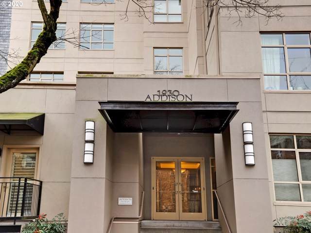 1930 NW Irving St #501, Portland, OR 97209 (MLS #20136195) :: Change Realty