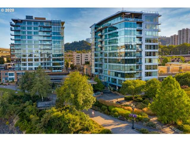 1930 S River Dr W506, Portland, OR 97201 (MLS #20141735) :: The Galand Haas Real Estate Team