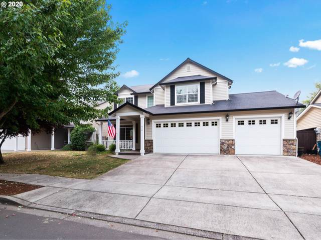 910 NW 16TH Ct, Battle Ground, WA 98604 (MLS #20166891) :: McKillion Real Estate Group