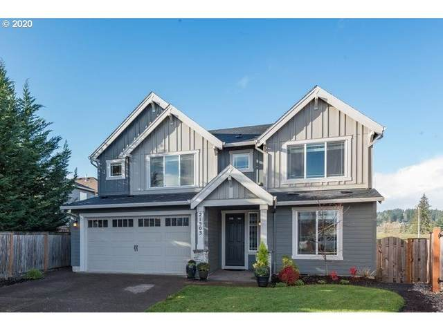 21503 SW Yorkshire Way, Sherwood, OR 97140 (MLS #20183894) :: Gustavo Group