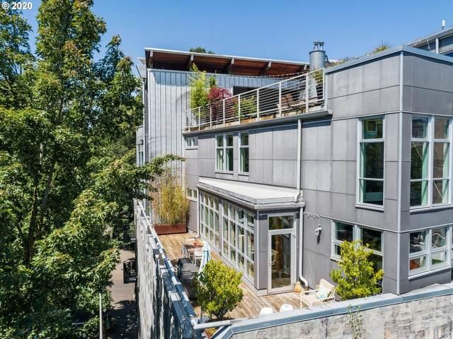 725 NW Flanders St #409, Portland, OR 97209 (MLS #20185966) :: Premiere Property Group LLC
