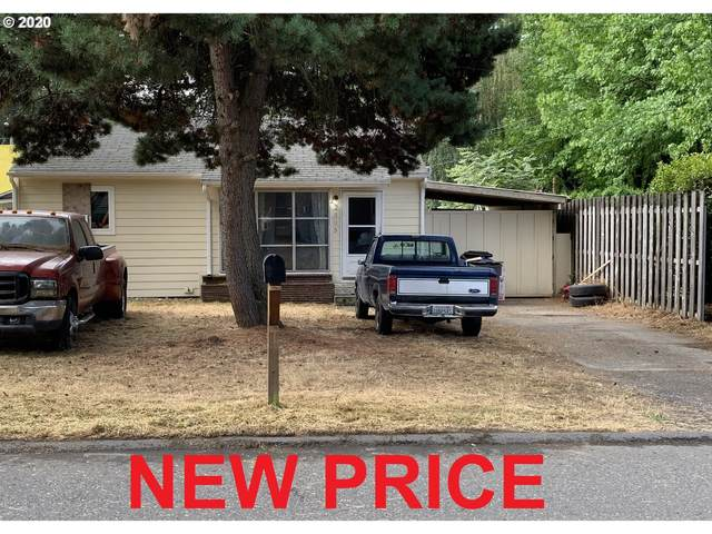 2305 E 25TH St, Vancouver, WA 98661 (MLS #20187869) :: The Galand Haas Real Estate Team