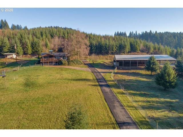 23217 NE 164TH St, Brush Prairie, WA 98606 (MLS #20188264) :: Gustavo Group