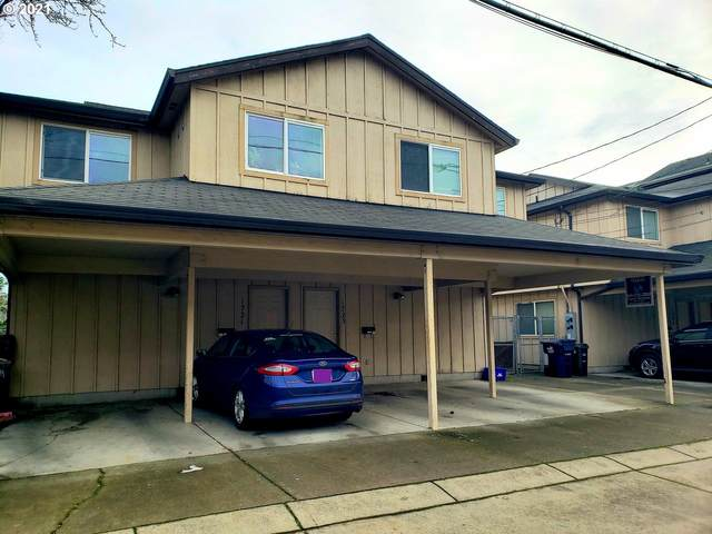 1721 Mill Aly, Eugene, OR 97401 (MLS #20226554) :: Real Tour Property Group