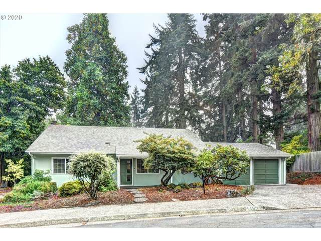 4465 Pinecrest Dr, Eugene, OR 97405 (MLS #20255823) :: Coho Realty