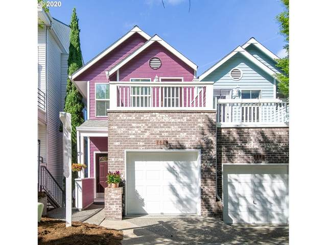 1639 SW Montgomery St, Portland, OR 97201 (MLS #20277278) :: Beach Loop Realty