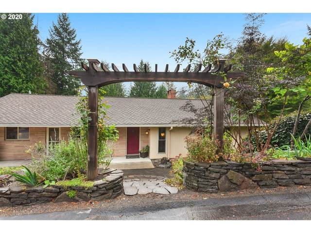 2626 SW Sherwood Pl, Portland, OR 97201 (MLS #20315302) :: Fox Real Estate Group