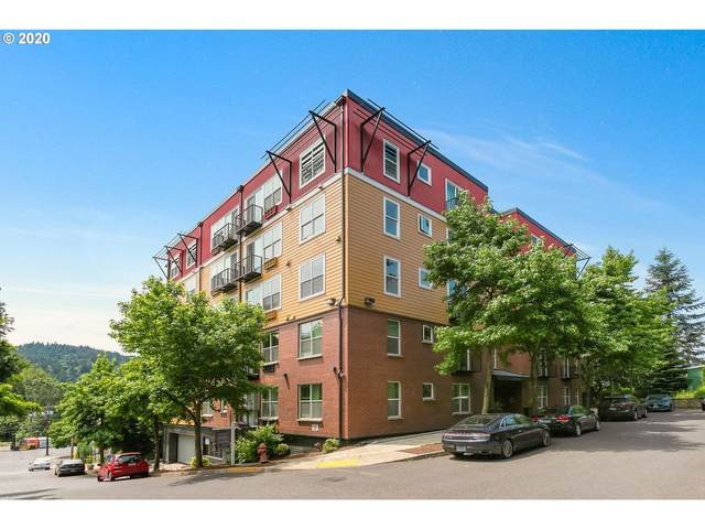 8712 N Decatur St #502, Portland, OR 97203 (MLS #20325982) :: Townsend Jarvis Group Real Estate