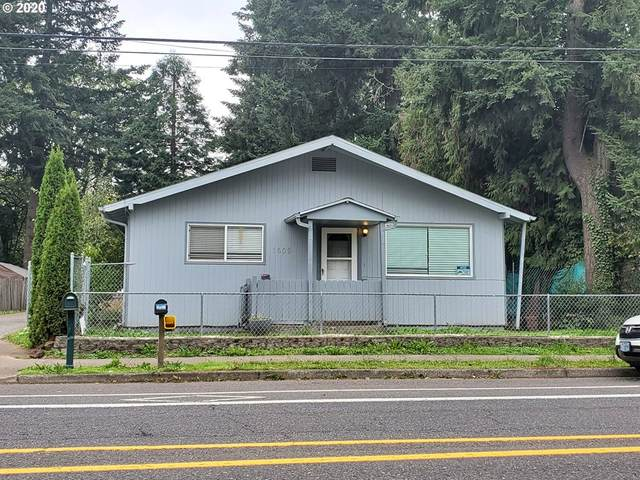 1609 SE 148TH Ave, Portland, OR 97233 (MLS #20339787) :: Premiere Property Group LLC
