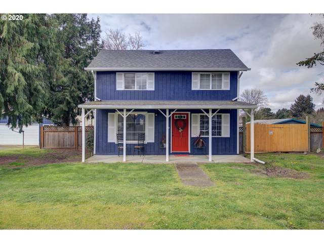 1220 Goucher St, Amity, OR 97101 (MLS #20353273) :: Song Real Estate