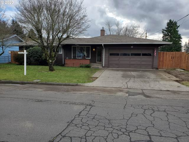18350 SE Clinton St, Gresham, OR 97030 (MLS #20355351) :: Next Home Realty Connection