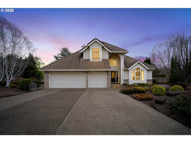 390 NW Valley View Ct, Mcminnville, OR 97128 (MLS #20391477) :: Song Real Estate