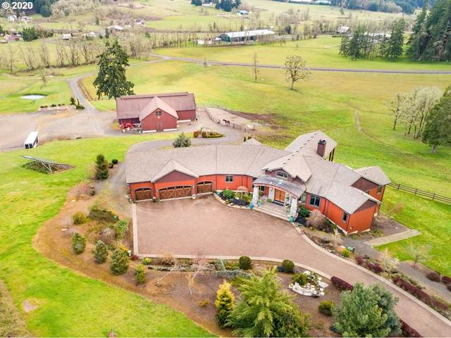 36995 Wallace Creek Rd, Springfield, OR 97478 (MLS #20396877) :: Real Tour Property Group