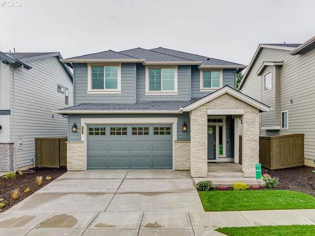 7236 SW Chestnut Ln, Wilsonville, OR 97070 (MLS #20419222) :: Next Home Realty Connection