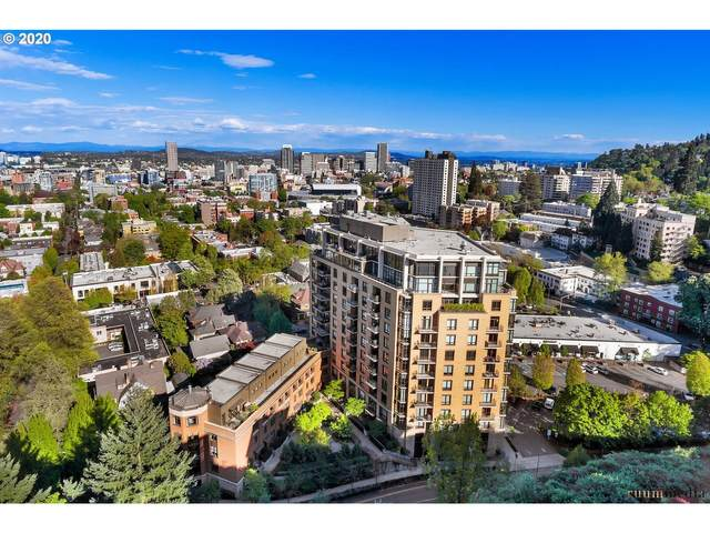 2351 NW Westover Rd #601, Portland, OR 97210 (MLS #20425633) :: Premiere Property Group LLC