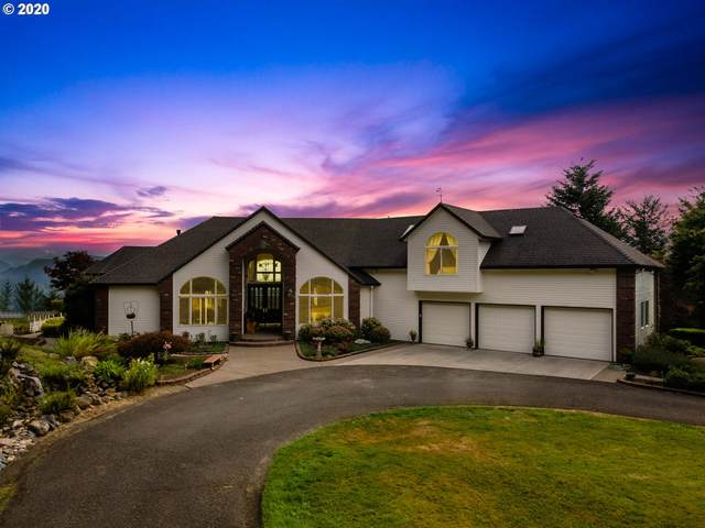 31110 NE Mystic Dr, Yacolt, WA 98675 (MLS #20442113) :: Next Home Realty Connection