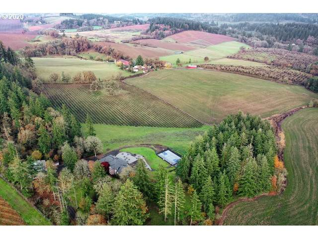 7151 NE Oak Springs Farm Rd, Carlton, OR 97111 (MLS #20445200) :: Brantley Christianson Real Estate