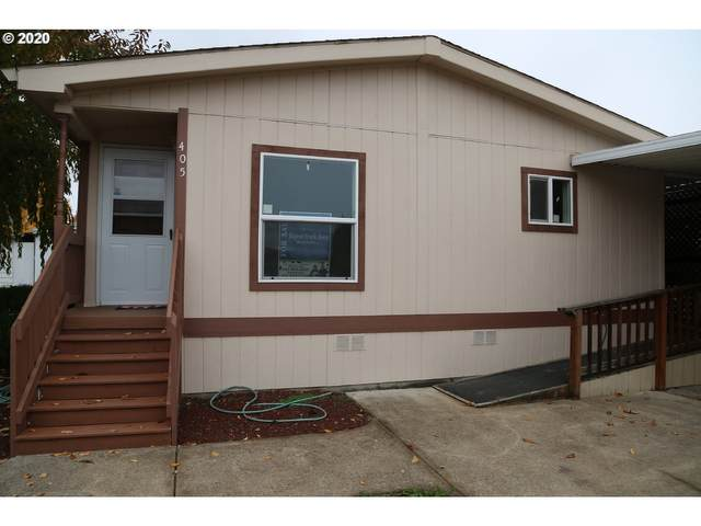 1199 N Terry St Sp405, Eugene, OR 97402 (MLS #20446202) :: Premiere Property Group LLC