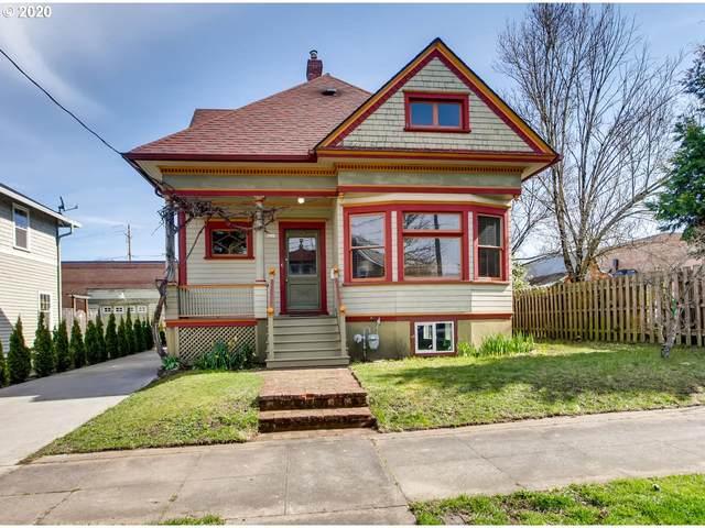6524 NE Garfield Ave, Portland, OR 97211 (MLS #20454993) :: Matin Real Estate Group