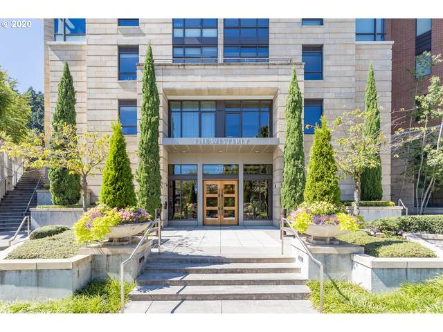 2351 NW Westover Rd #707, Portland, OR 97210 (MLS #20473869) :: Change Realty
