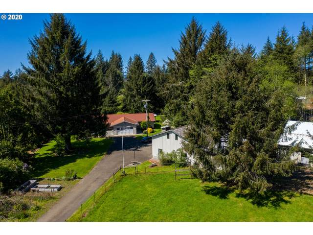 7520 Fawcett Creek Rd, Tillamook, OR 97141 (MLS #20484814) :: Change Realty