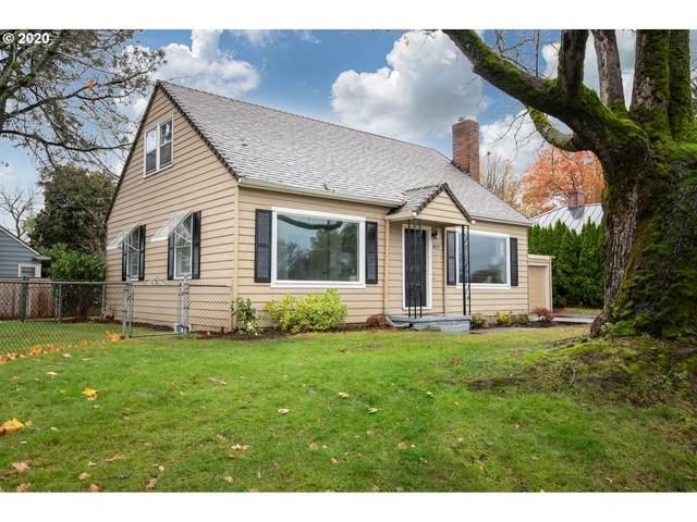 4019 N Willamette Blvd, Portland, OR 97203 (MLS #20485936) :: TK Real Estate Group