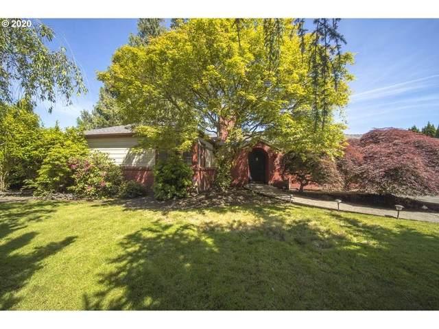 8645 SW Birchwood Rd, Portland, OR 97225 (MLS #20529196) :: Piece of PDX Team