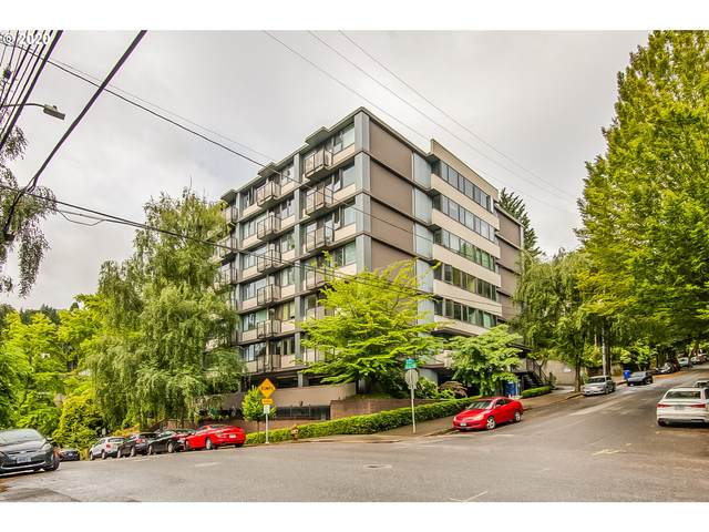 2020 SW Main St #807, Portland, OR 97205 (MLS #20547029) :: Cano Real Estate