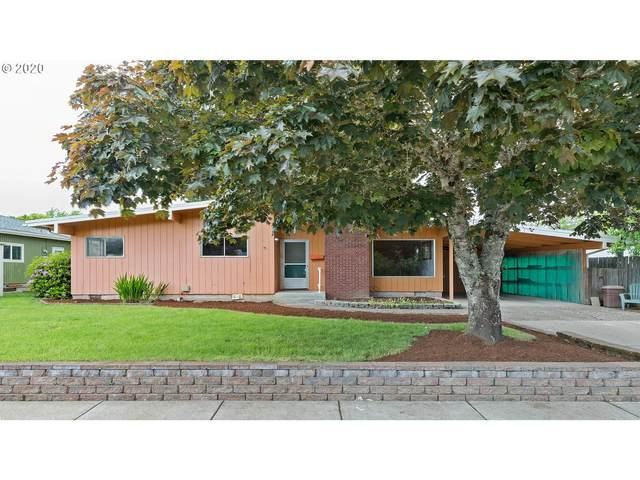 543 S 18TH St, Philomath, OR 97370 (MLS #20594859) :: Piece of PDX Team