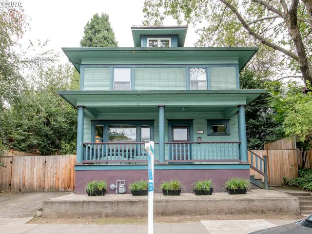 2432 NE Glisan St, Portland, OR 97232 (MLS #20606491) :: McKillion Real Estate Group