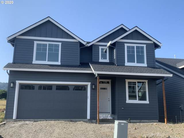 243 E Taylor Dr, Newberg, OR 97132 (MLS #20622205) :: Holdhusen Real Estate Group