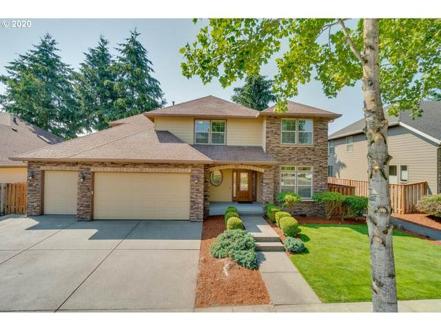 19703 SE 3RD Way, Camas, WA 98607 (MLS #20648414) :: Beach Loop Realty