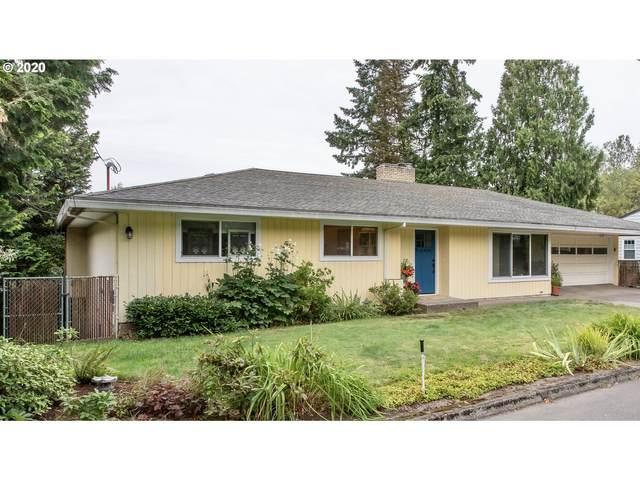 8821 SW 57TH Ave, Portland, OR 97219 (MLS #20654605) :: Beach Loop Realty