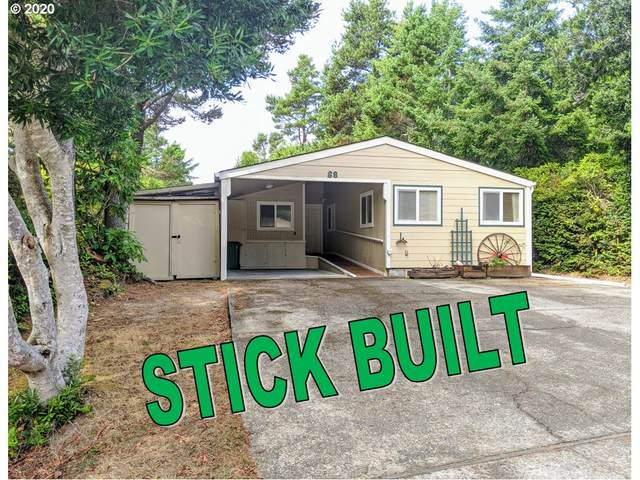 1600 Rhododendron Dr #38, Florence, OR 97439 (MLS #20665375) :: Beach Loop Realty