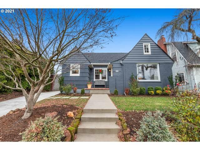 2825 NE Schuyler St, Portland, OR 97212 (MLS #20677082) :: Song Real Estate