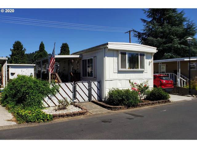 5335 Main St Sp163, Springfield, OR 97478 (MLS #20685150) :: Stellar Realty Northwest