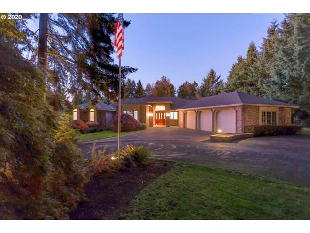 5525 SW Delker Rd, Tualatin, OR 97062 (MLS #20691254) :: Fox Real Estate Group