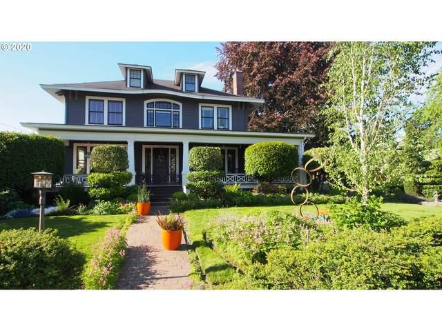 3010 NE Mason St, Portland, OR 97211 (MLS #20692206) :: Holdhusen Real Estate Group