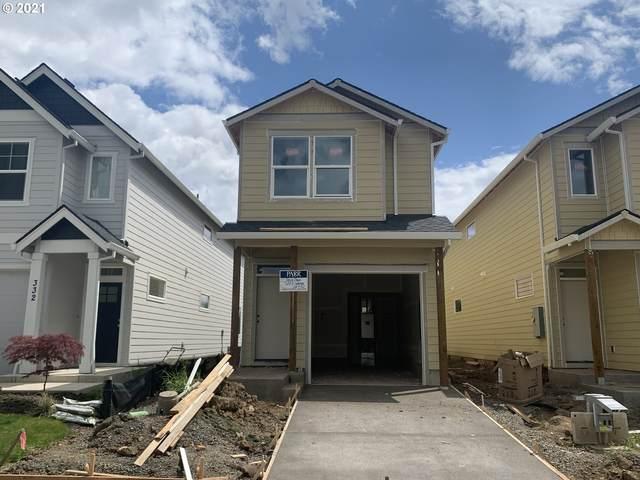 320 E Wayno Way, Newberg, OR 97132 (MLS #21007985) :: Premiere Property Group LLC