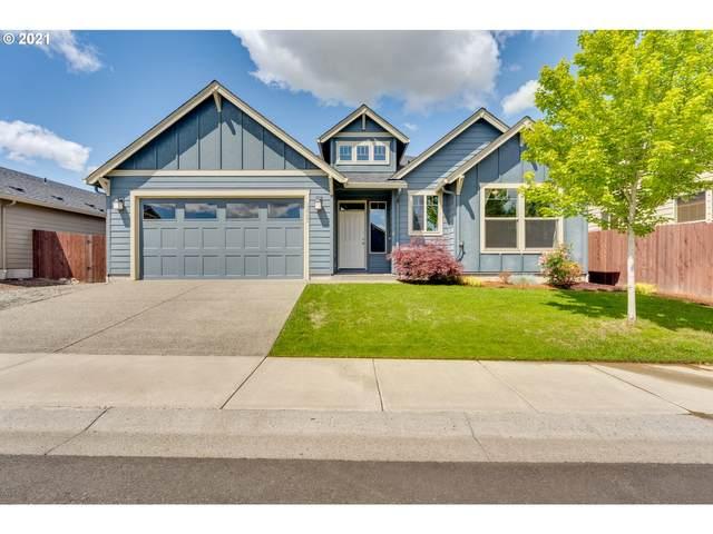 12720 NE 52ND Cir, Vancouver, WA 98682 (MLS #21011163) :: Stellar Realty Northwest