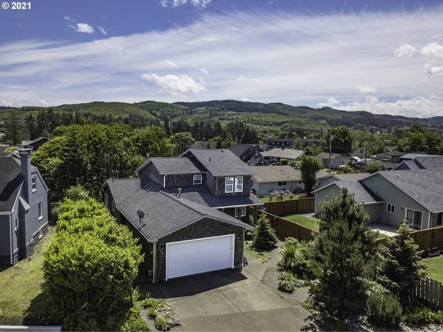 1613 N Holladay Dr, Seaside, OR 97138 (MLS #21022109) :: The Pacific Group