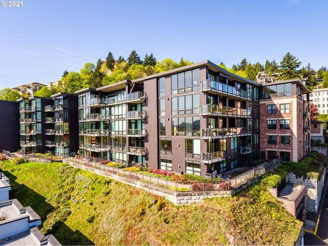 2454 NW Westover Rd 5-201, Portland, OR 97210 (MLS #21030413) :: Coho Realty
