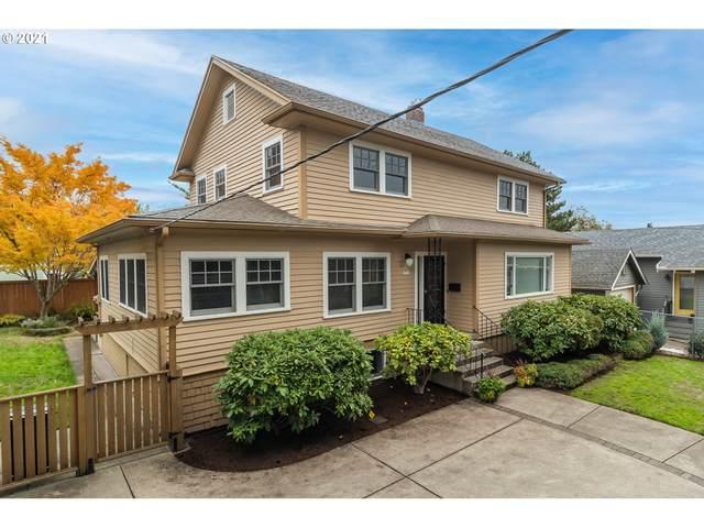 1735 SE Nehalem St, Portland, OR 97202 (MLS #21039743) :: Song Real Estate